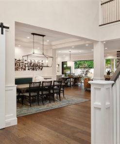 dorato white oak spacious modern iving room luxury house