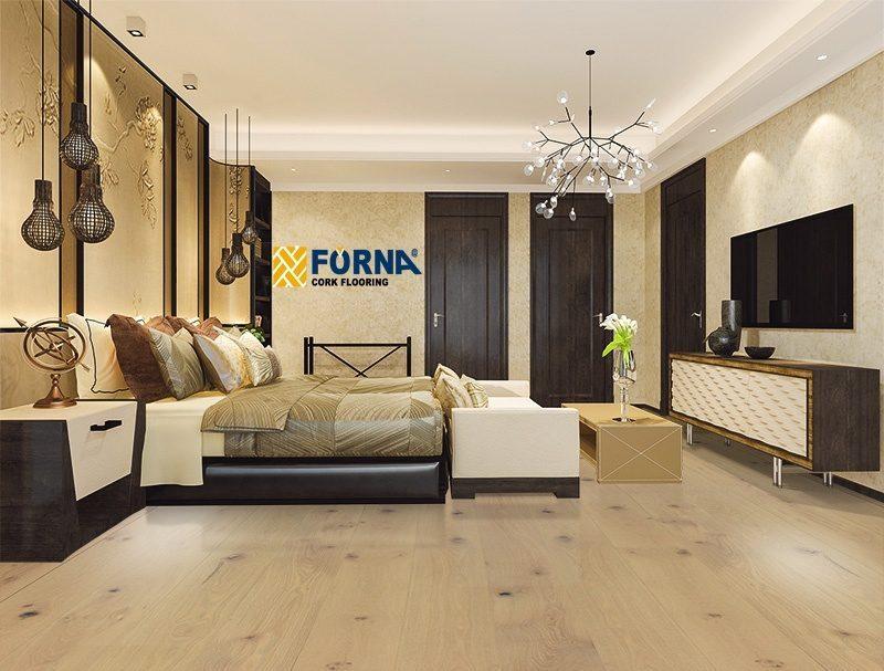 driftwood engineered hardwood flooring burlywood color hotel bedroom interior design forna