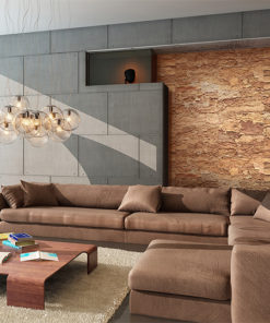 eco clay cork wall panels acoustics soundproof sustainable living design idea