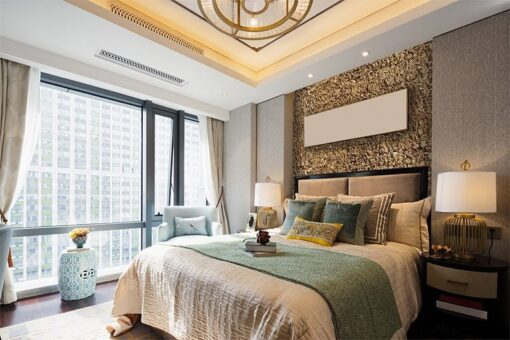 eco clay cork wall panels sustainable bedroom insulation materials