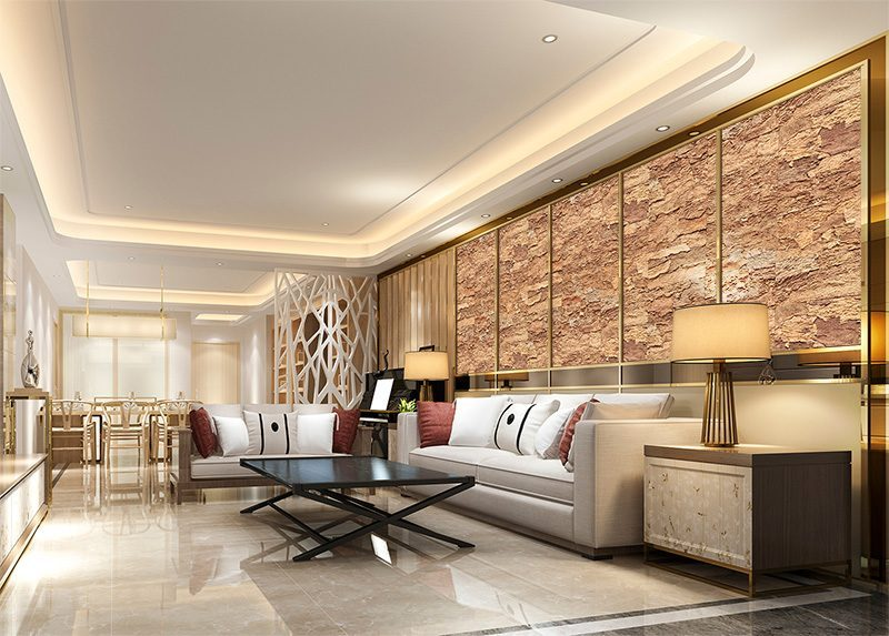 eco clay cork wall panels tiles sound isolation soundproof interior