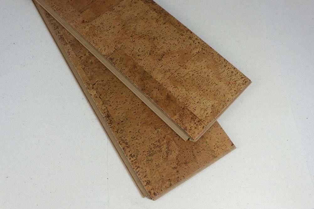 Engineered Cork Flooring Leather Box Of 10sf Cancork Floor