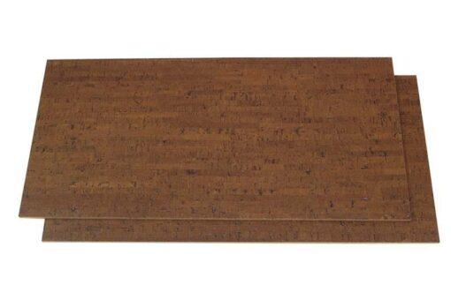 espresso Ipanema cork tiles forna glue down