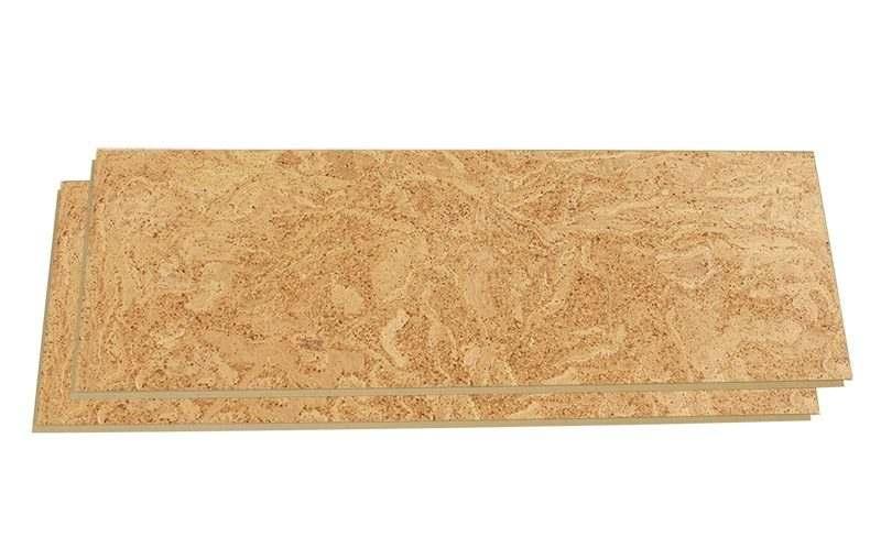 floating cork floor desert arable planks