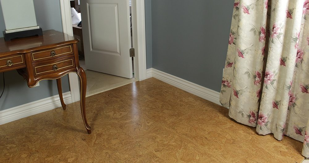 Floating Cork Flooring