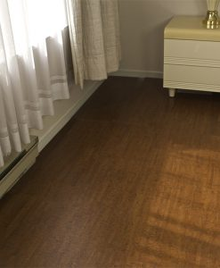 forna cork flooring autumn birch bedroom