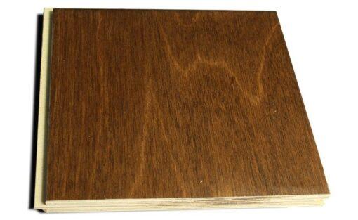 frenchroast maple engineered hardwood flooring sample
