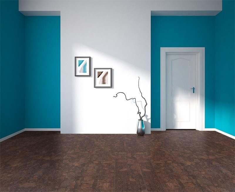 gemwood cork floor green home geometrical design