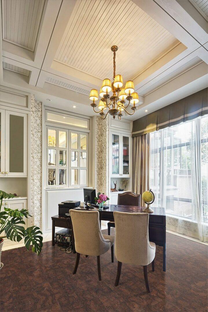 gemwood cork floor luxury lobby room interior decoration