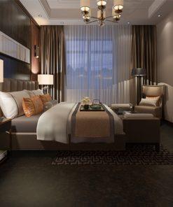 gemwood cork flooring sound insulation beautiful luxury bedroom suite in hotel