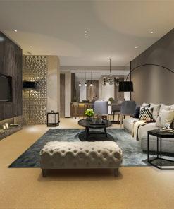 golden bach cork floor forna soundproofing wood floors condo
