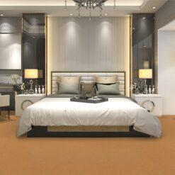 golden beach cork floor forn luxury modern bedroom suite in hotel