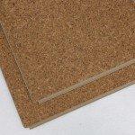 golden beach cork floor planks