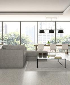 gray bamboo cork flooring trend sustainable modern interior home