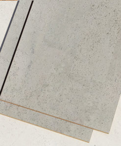 gray leather cork tiles 6mm