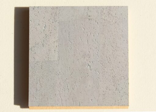 gray leather forna cork tiles sample