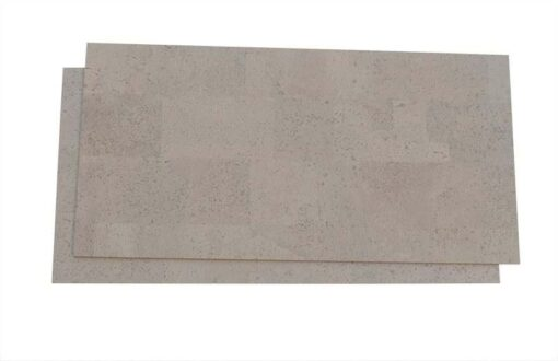 grey leather cork tiles forna flooring