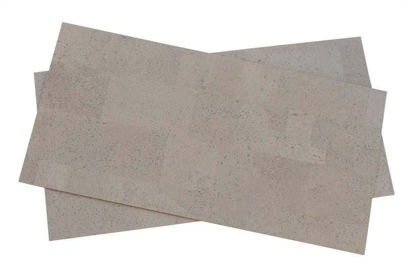 grey leather cork tiles forna
