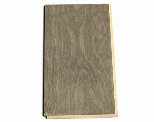 grey maple 5 inch engineered hardwood flooring sample