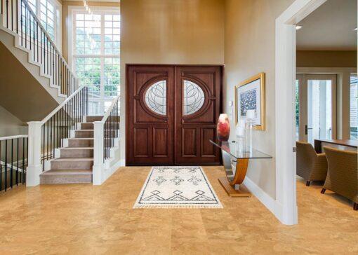 hallway flooring logan cork