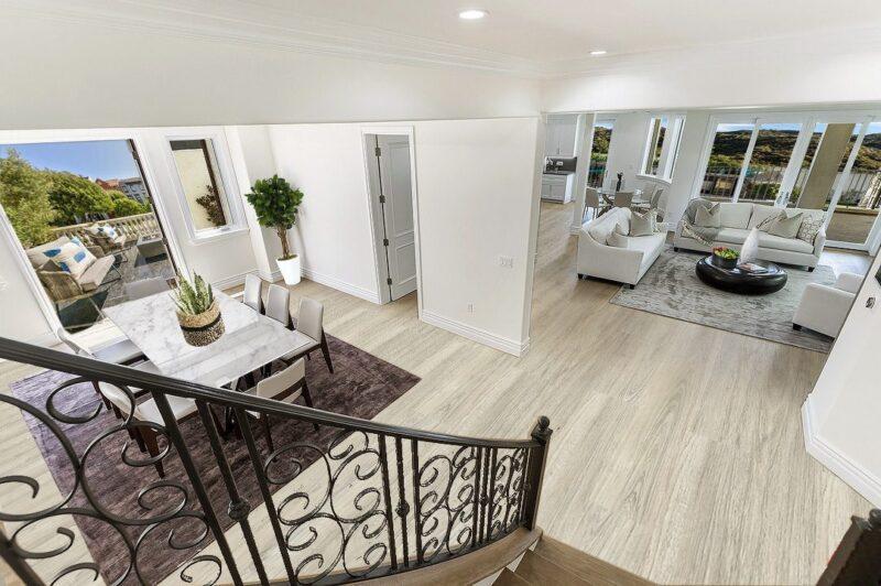 hamilton design cork flooring switzerland living room dinning room