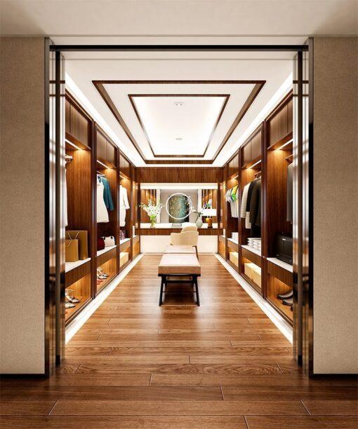 harvest white oak spacious modern iving room luxury house