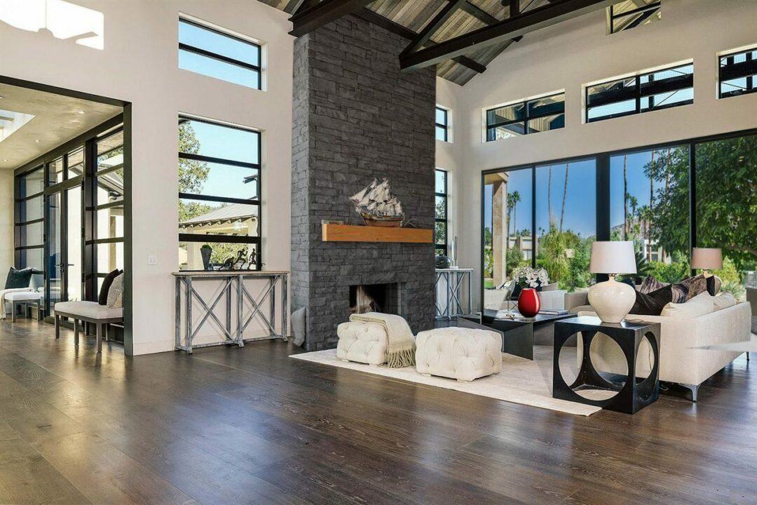 highbury vinyl click plank flooring water resistant dark brown black