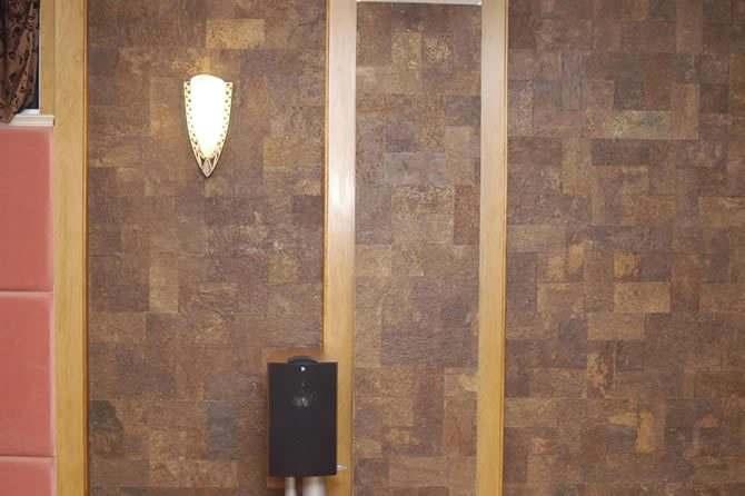 Wall Tiles Cork Orgbrick 7mm 20 Sq Ft