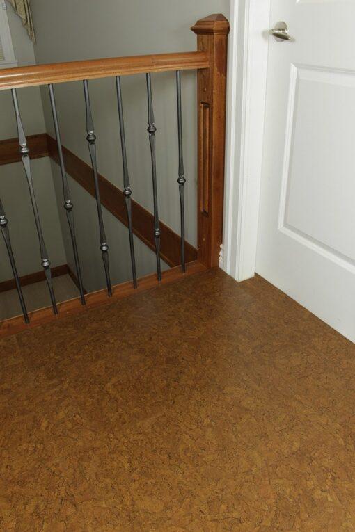 hotel flooring options cork