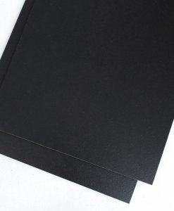 jet black floor covering cork tiles