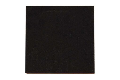 jet black forna cork tile sample