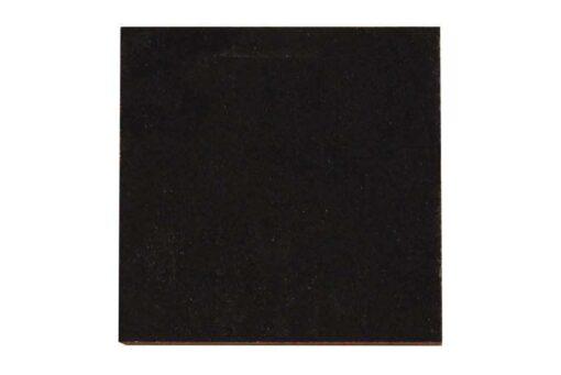 jet black forna cork tile sample