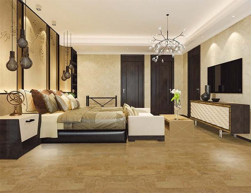 leather forna cork green bedroom flooring options leed material