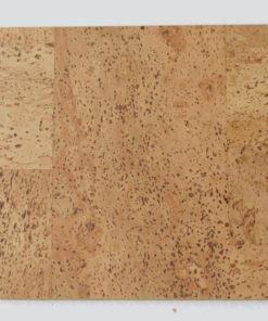 leather cork tile sample