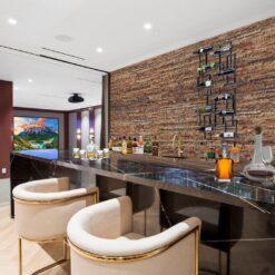 ledge stone forna wall panels wine cellar wall Ideas design basement