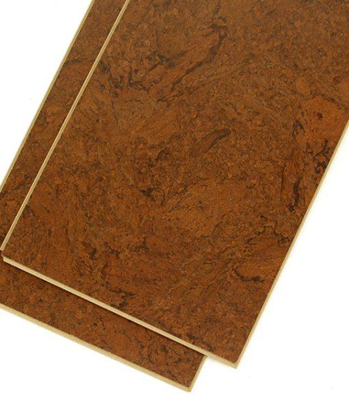 mahogany salami cork flooring floating