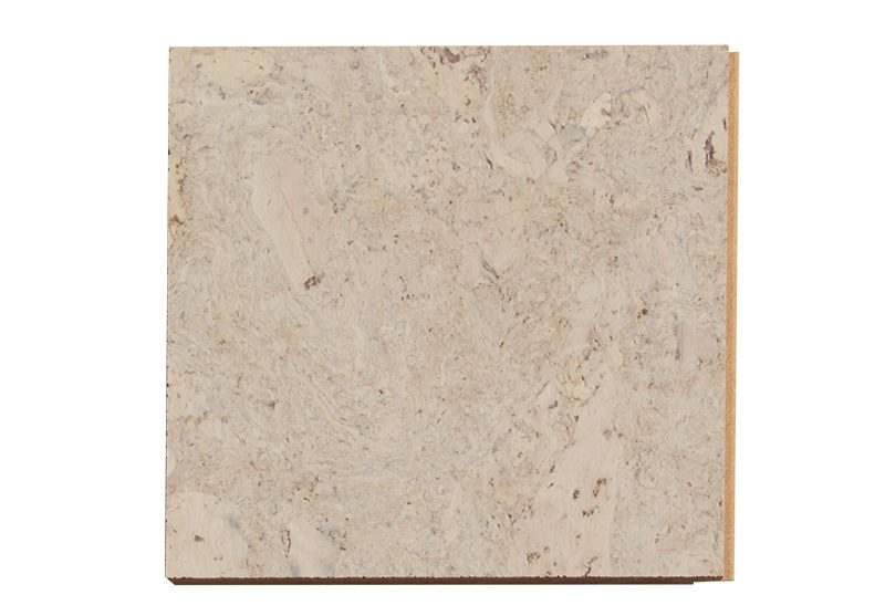 marble cork flooring- forna floating sample
