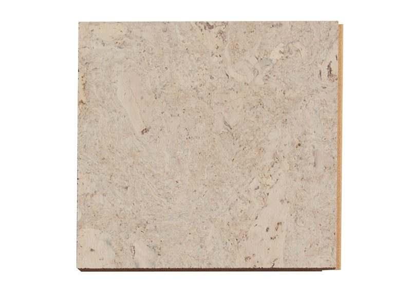 marble cork flooring- forna floating sample