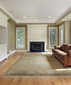 milkyway white oak spacious traditional classic living room living room