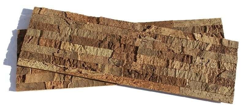 narrow bricks cork wall panels soundproofing a wall diy