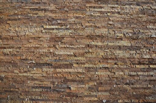 narrow bricks cork wall panels sustainable accoustic