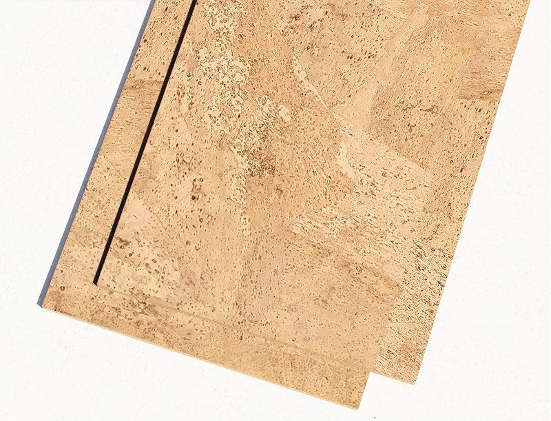 natural cork floor tiles logan 6mm