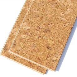 natural cork flooring autumn leaves plank
