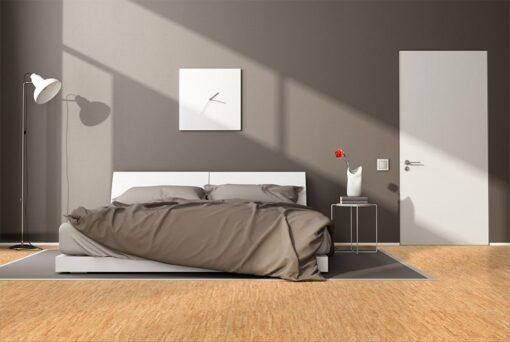natural cork flooring silver birch forna sound proof
