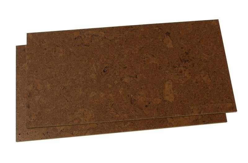 natural cork tiles autumn ripple 8mm