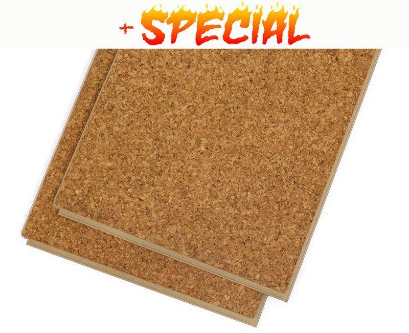 golden beach forna floating cork floor on sale