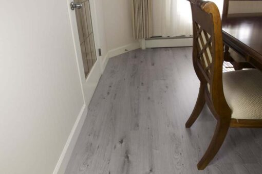 oak pearl gray cork flooring for green