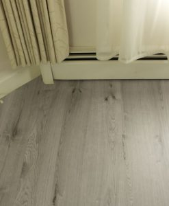 oak pearl gray cork flooring