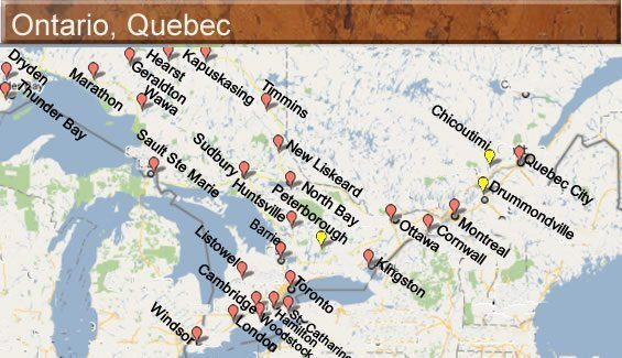 ontario on quebec qc cork flooring terminal address