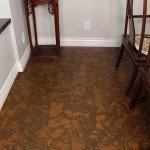 plank cork flooring sunny ripple click